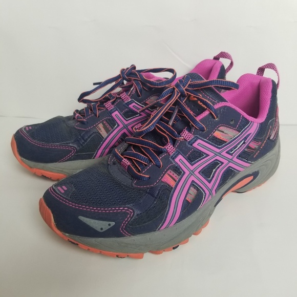 the latest 54abc a5d5e Asics Shoes - ASICS GEL-VENTURE 5 US 9.5 RUNNING SHOE T5N8N